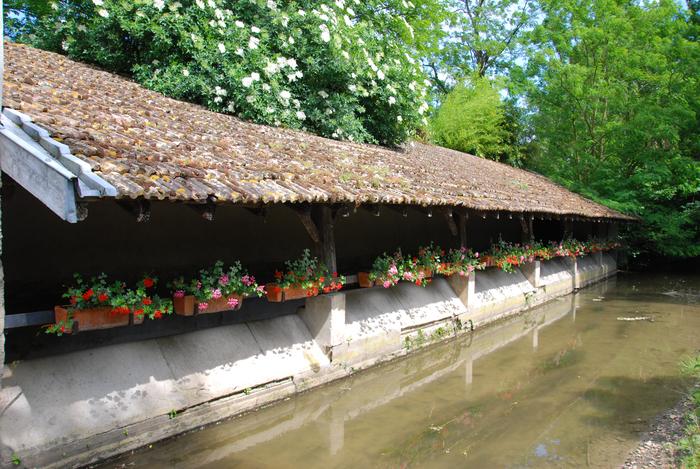 Journées du patrimoine 2020 - Découverte des 3 lavoirs de Saint-Didier-sur-Chalaronne