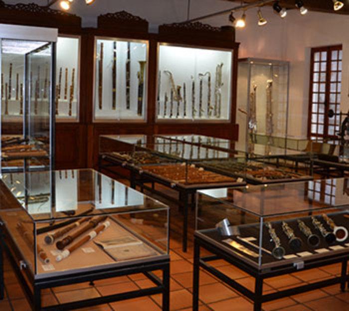 Journées du patrimoine 2019 - Visite libre du musée des instruments à vent