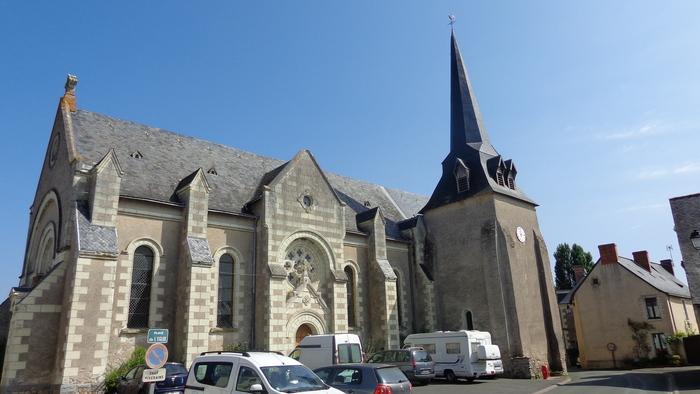 Journées du patrimoine 2019 - Visite libre de l'Eglise St Germain