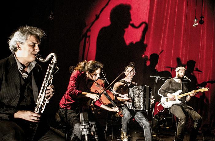 Journées du patrimoine 2020 - Concert de l'ensemble Julien Dexant « Whispered Songs »