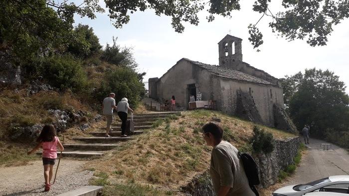 Journées du patrimoine 2020 - Découverte de la Chapelle N-D de Parizet