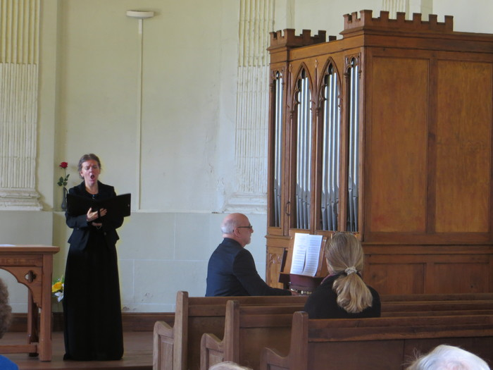 Journées du patrimoine 2019 - Temps musical au temple protestant