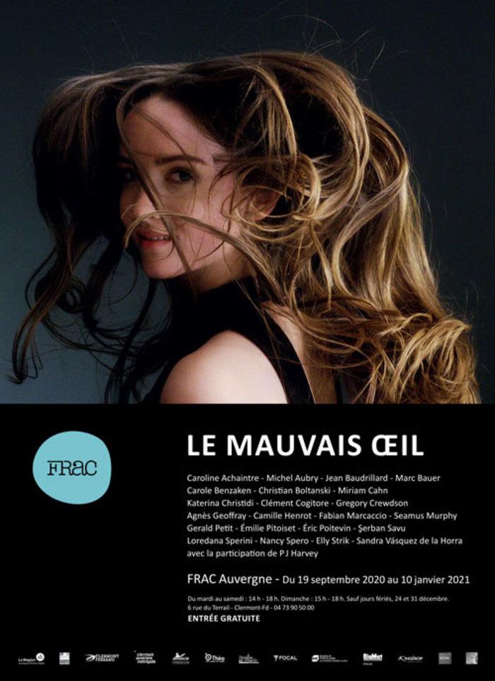 Journées du patrimoine 2020 - Visite guidée au FRAC Auvergne de l'exposition Le Mauvais Oeil