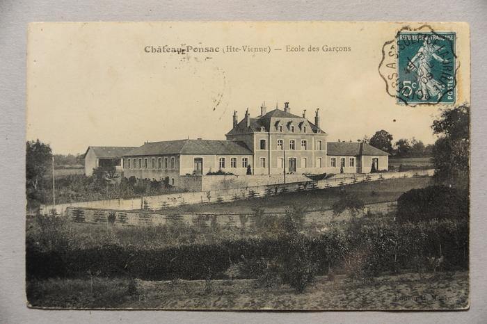 Journées du patrimoine 2020 - Circuit patrimoine lié à l'éducation à Châteauponsac