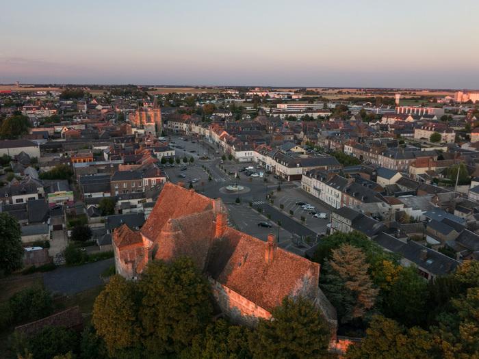 Journées du patrimoine 2020 - Circuit libre dans le Neubourg