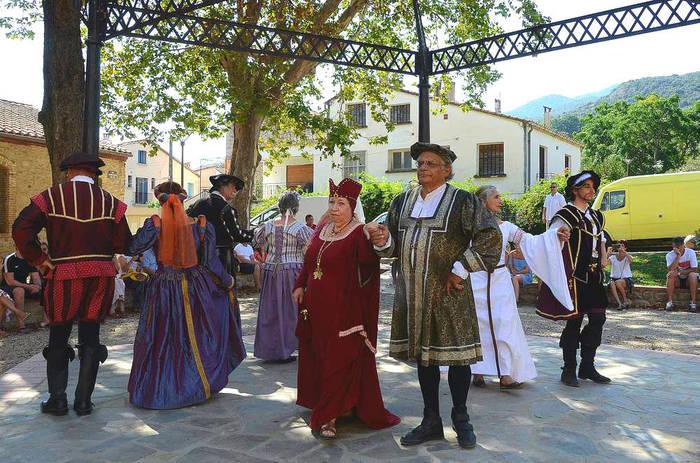 Journées du patrimoine 2019 - Démonstrations de danse médiévale en costume