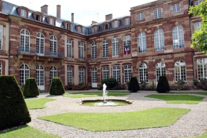 Journées du patrimoine 2019 - Visite du Palais du gouverneur militaire