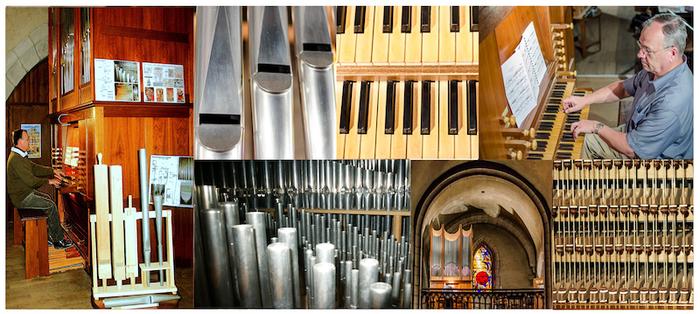 Journées du patrimoine 2019 - Découverte de l'orgue