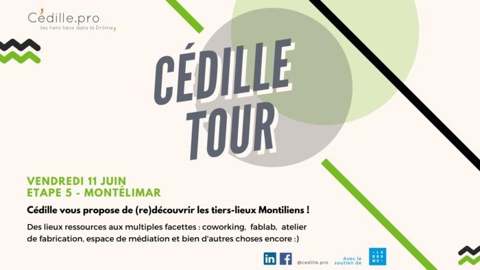 CÉDILLE TOUR - Étape 5 MONTÉLIMAR