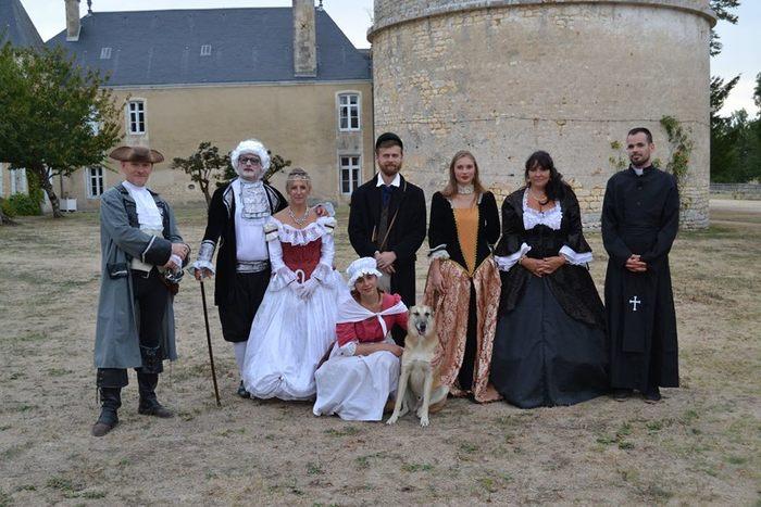 Journées du patrimoine 2020 - Visite animée au château