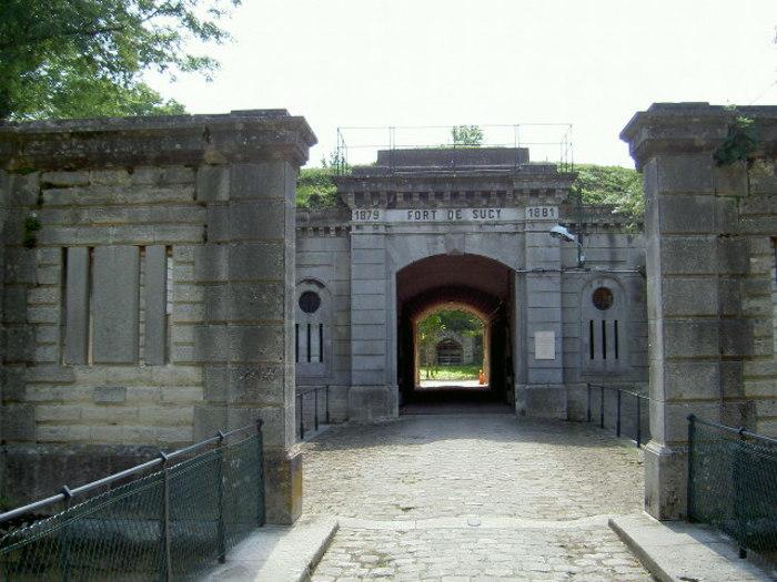 Journées du patrimoine 2020 - Visite commentée du Fort de Sucy