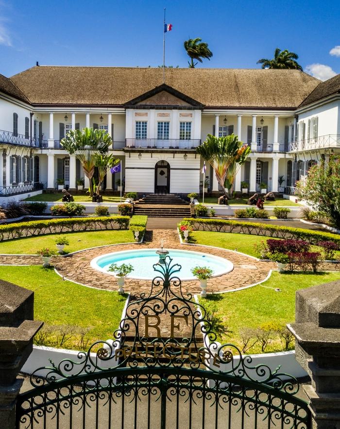Journées du patrimoine 2019 - Visite guidée de l'Hôtel de la Préfecture de La Réunion