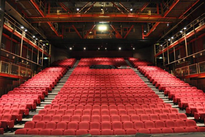 Journées du patrimoine 2019 - Visite guidée du théâtre et cinéma Jacques Prévert d'Aulnay-sous-Bois