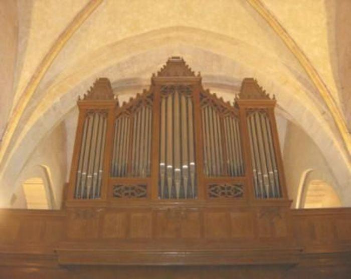 Journées du patrimoine 2019 - Présentation de l'orgue de l'église Saint-Pierre