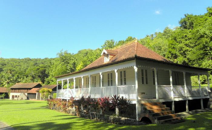 Journées du patrimoine 2019 - Schœlcher / Habitation Fond Rousseau / visite guidée