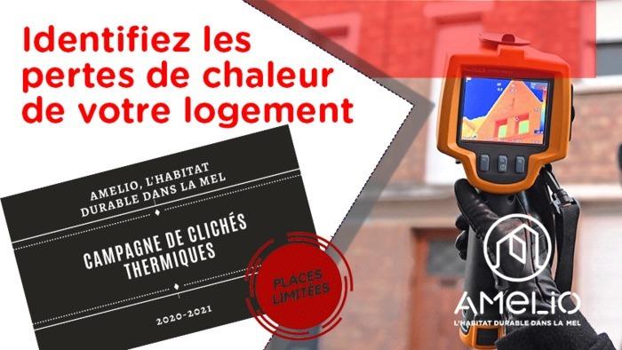 Campagne de Clichés Thermiques 2020-2021