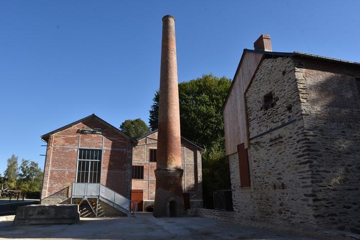 Journées du patrimoine 2020 - Visites guidées de l'ancienne usine et des fours à chaux de Lormandière (XIX ème)