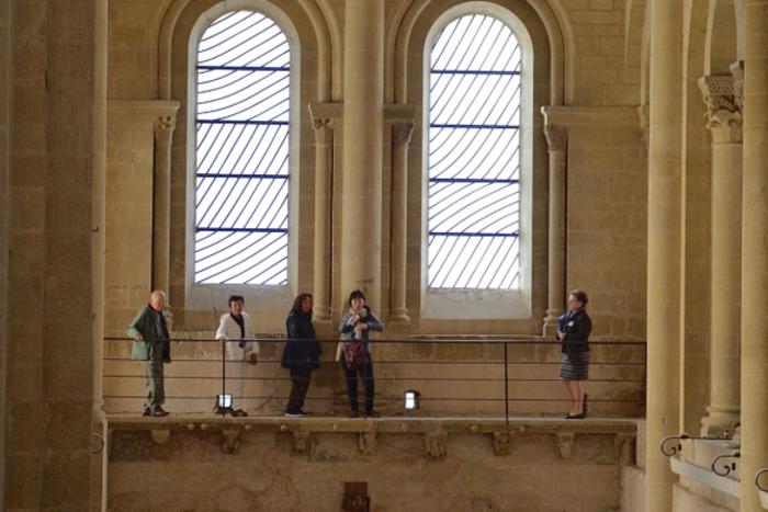 Journées du patrimoine 2020 - Visite guidée des tribunes