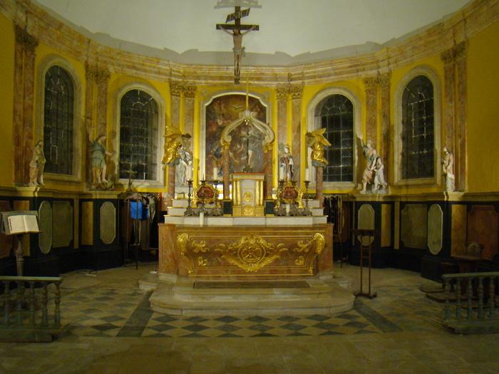 Journées du patrimoine 2019 - Levez les yeux ! Visite de l'église St Cyr et Ste Julitte d'Aunou le Faucon