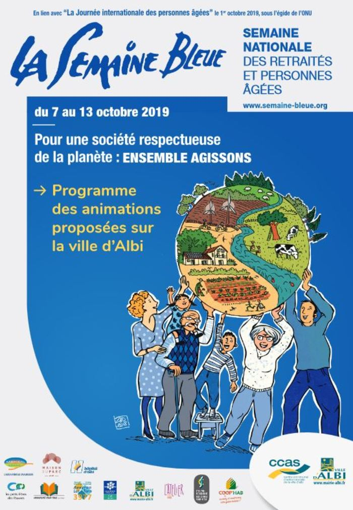 Vendredi 11 octobre - DE 15H À 18H L'Atelier – Espace Social et Culturel de Lapanouse-St Martin