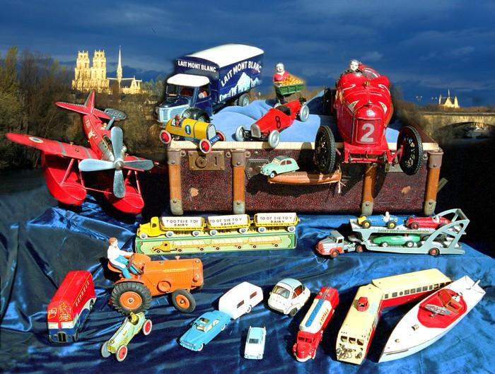 Journées du patrimoine 2019 - Exposition de jouets anciens