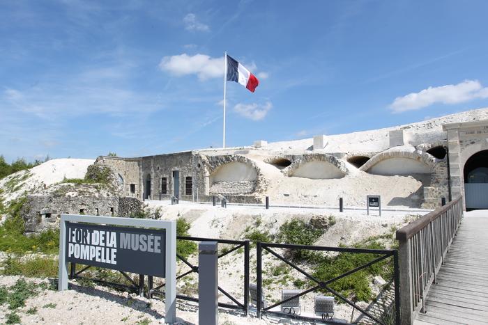 Journées du patrimoine 2019 - Visite du musée du fort de la Pompelle