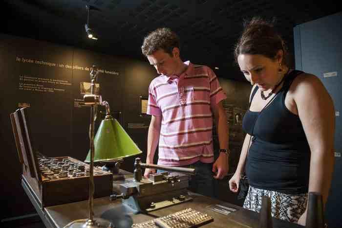 Journées du patrimoine 2019 - Visite commentée du Musée de la lunette