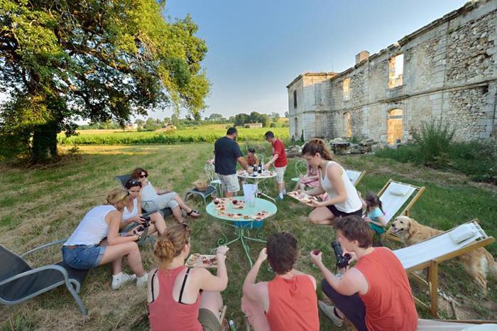les Apéritifs du Vendredi au Château Boutinet !