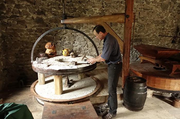Journées du patrimoine 2019 - Visite commentée du moulin