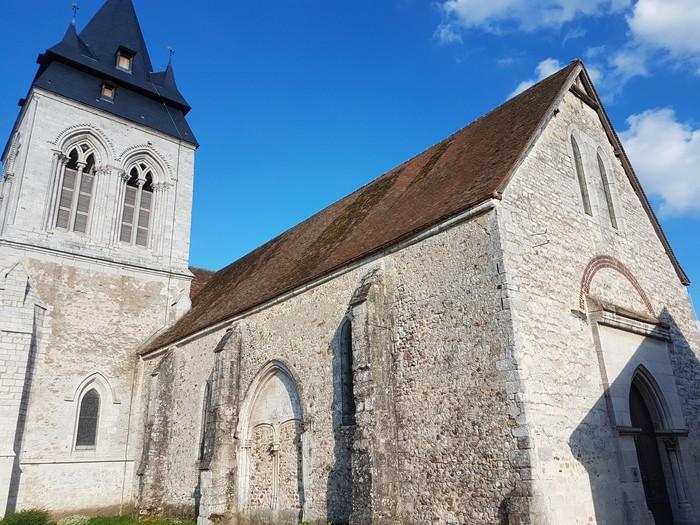 Journées du patrimoine 2019 - Visite libre de l'église et de sa tour-clocher