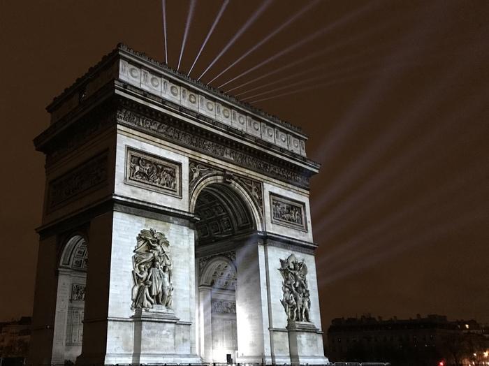 Journées du patrimoine 2019 - ANNULÉ - Visite de l'Arc de triomphe