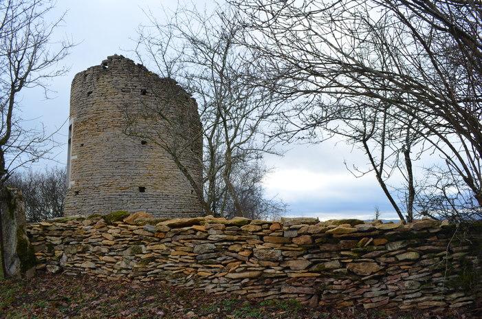 Journées du patrimoine 2020 - Moulin à vent Billebaud