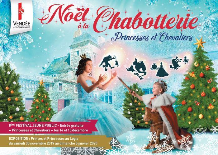 Noël à la Chabotterie