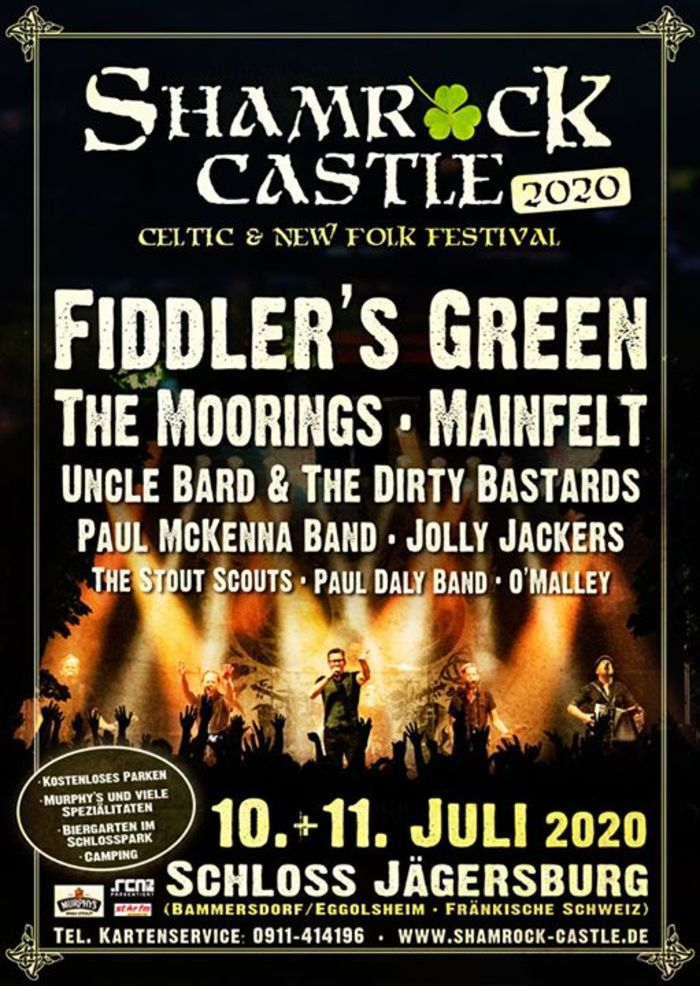 [ANNULE] <strike>Shamrock Castle Festival</strike>