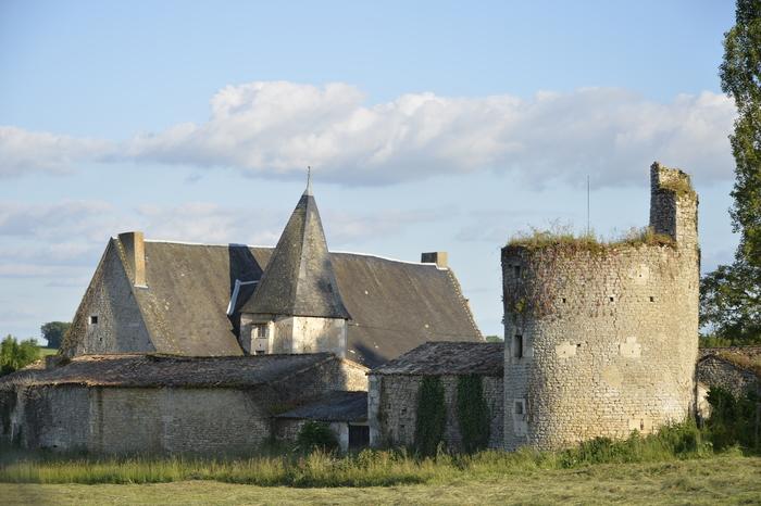 Journées du patrimoine 2019 - Fonvérines autrefois : balade à la découverte de son château