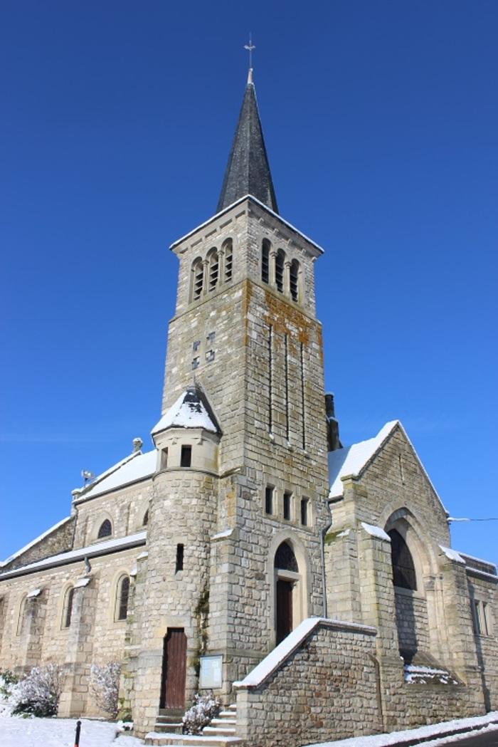 Journées du patrimoine 2020 - Visite de l'église Saint-Quentin de Brasles