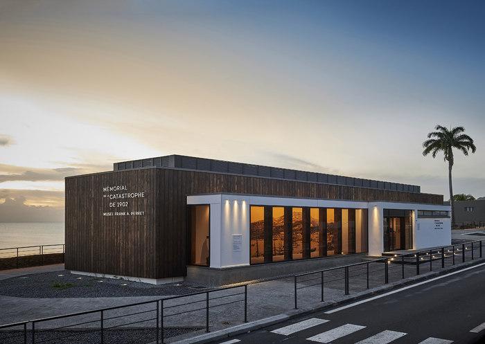 Journées du patrimoine 2020 - St-Pierre / Musée Frank A. Perret - Visite libre