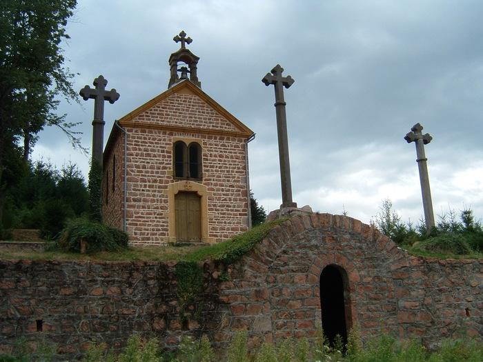 Journées du patrimoine 2019 - Balade zen, du sentier botanique de Romarin à la chapelle du calvaire...