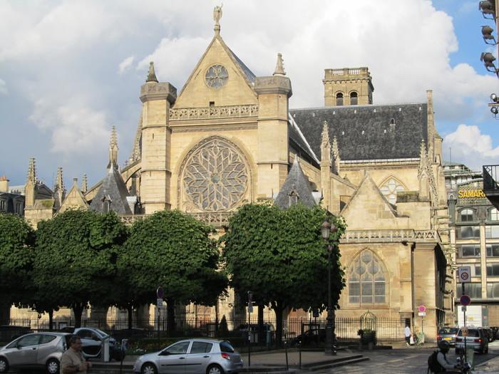 Journées du patrimoine 2019 - Visite guidée de l'église Saint-Germain l'Auxerrois