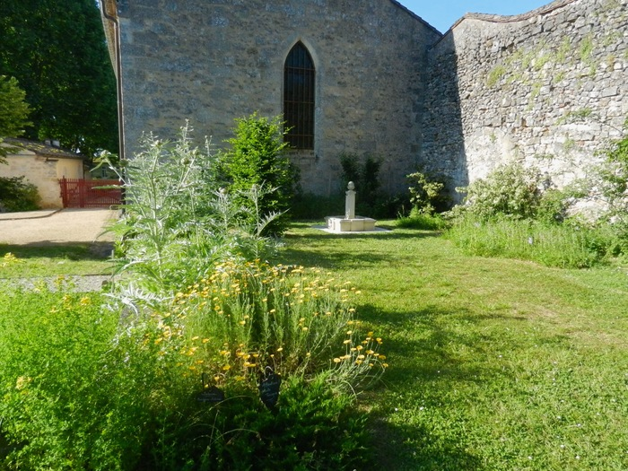 Journées du patrimoine 2020 - À la découverte du jardin d'inspiration médiévale de la Grange Dimière !