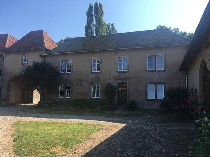 Journées du patrimoine 2019 - Visite de l'ancienne ferme du Domaine de Romécourt