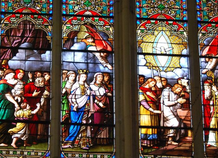 Journées du patrimoine 2020 - Visites guidées de l'église Saint-Rémi