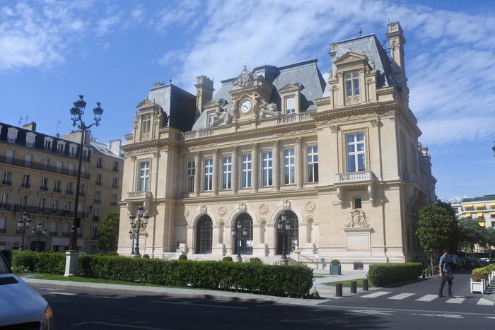 Journées du patrimoine 2020 - Visite libre de la mairie de Neuilly-sur-Seine