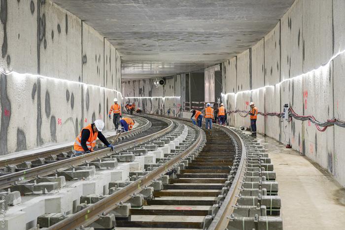 Journées du patrimoine 2019 - Visite du chantier du prolongement de la ligne 11