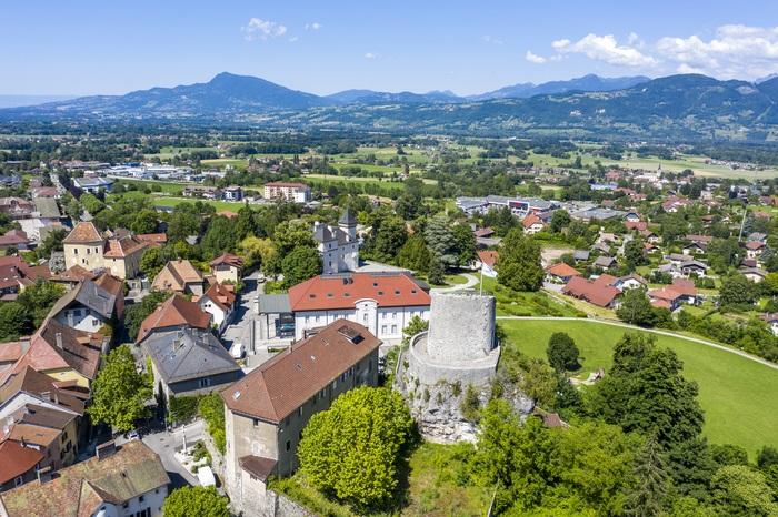 Journées du patrimoine 2020 - Visite libre de la tour des comtes de Genève