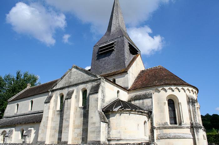 Journées du patrimoine 2020 - Visite libre de l'église de Trucy