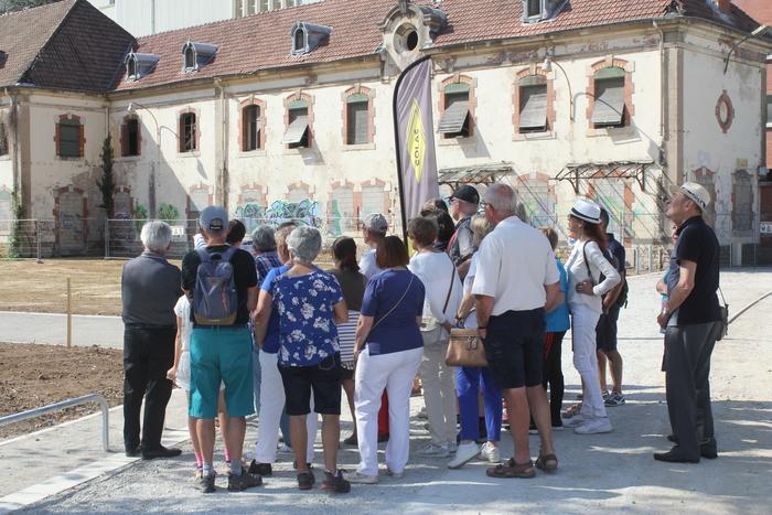 Journées du patrimoine 2020 - Visite guidée du parc des Prés-de-Vaux