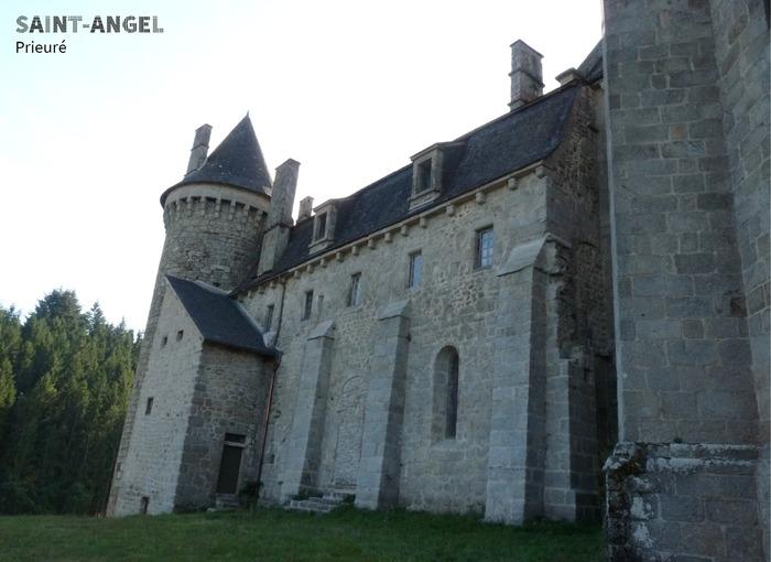 Journées du patrimoine 2020 - Visite de l'église et du prieuré