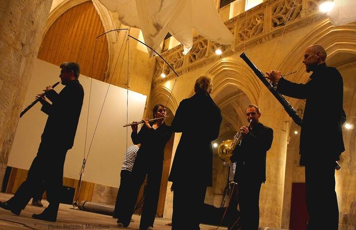 Journées du patrimoine 2019 - Concert : Femmes Compositrices par l'Ensemble Pantagrulair