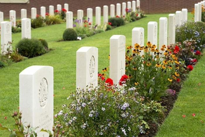 Commémoration de la Bataille de Fromelles